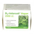 Intercell D3 2000 I.E Vegan 50 µg