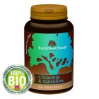 Rainforest Foods Chlorella i Spirulina BIO