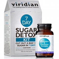 Viridian 7 day Sugar Detox Kit