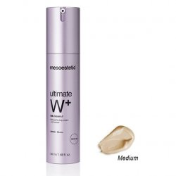 Mesoestetic Ultimate W+ Whitening Cream BB Medium