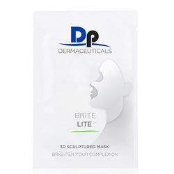 DP Dermaceuticals Brite Lite 3D Sculptured Mask