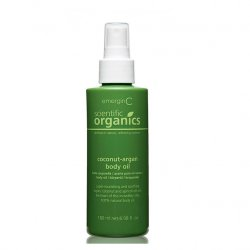 EmerginC Coconut-Argan Body Oil