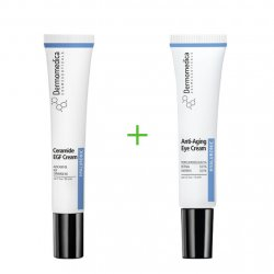 Dermomedica Ceramide EGF Cream + Dermomedica Anti-Aging Eye Cream