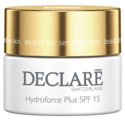 Declare Hydroforce Cream Plus SPF15