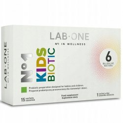 Lab One N1 KidsBiotic