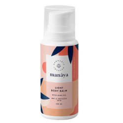 Manaya Light Body Balm