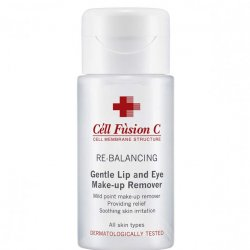 Cell Fusion C Gentle Lips and Eyes Mace-up Remover
