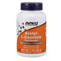 Now Foods Acetyl-L-Carnitine - Pure Powder