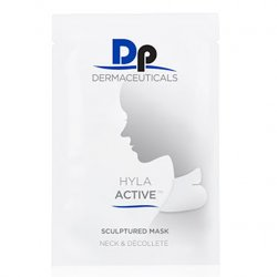 DP Dermaceuticals Hyla Active 3D Neck and Decollete Mask