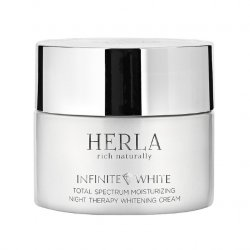 Herla Total Spectrum Moisturizing Night Therapy Cream
