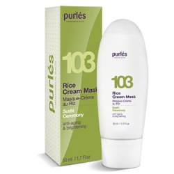 Purles 103 Rice Cream Mask