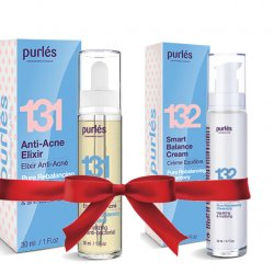 Purles 131 Anti-Acne Elixir + 132 Smart Balance Cream