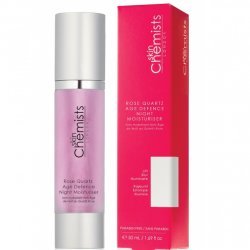 skinChemists Rose Quartz Age Defence Night Moisturiser