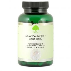 G And G Saw Palmetto And Zinc