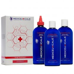 Mediceuticals For Scalp Dandruff