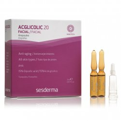 SesDerma Acglicolic 20 Ampoules
