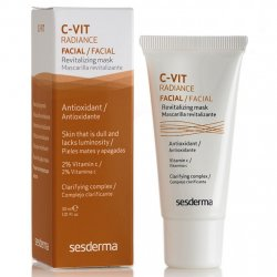 SesDerma C-Vit Radiance Revitalizing Mask