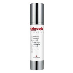 Skincode Essentials Alpine White Brightening day cream spf 15