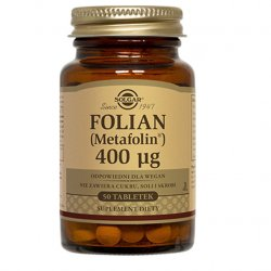 Solgar Folian (Metafolin) 400μg