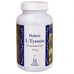 Holistic L-Tyrozyna 500mg