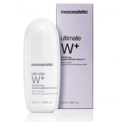 Mesoestetic Ultimate W+ Whitening Antiperspirant Roll On