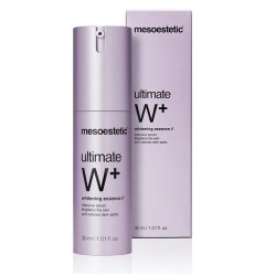 Mesoestetic Ultimate W+ Whitening Essence Serum