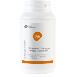 Invex Remedies WITAMINA C+ MAGNEZ+ POTAS+ GLUTATION
